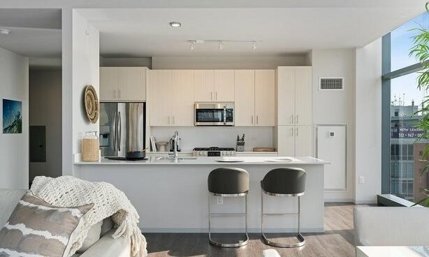 Chicago Penthouse-Kitchen