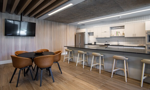 South Loop Apartment Indoor Amenities
