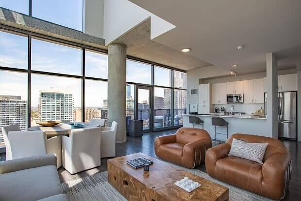 Imprint Apartments-Penthouse-South Loop Apartment (2)