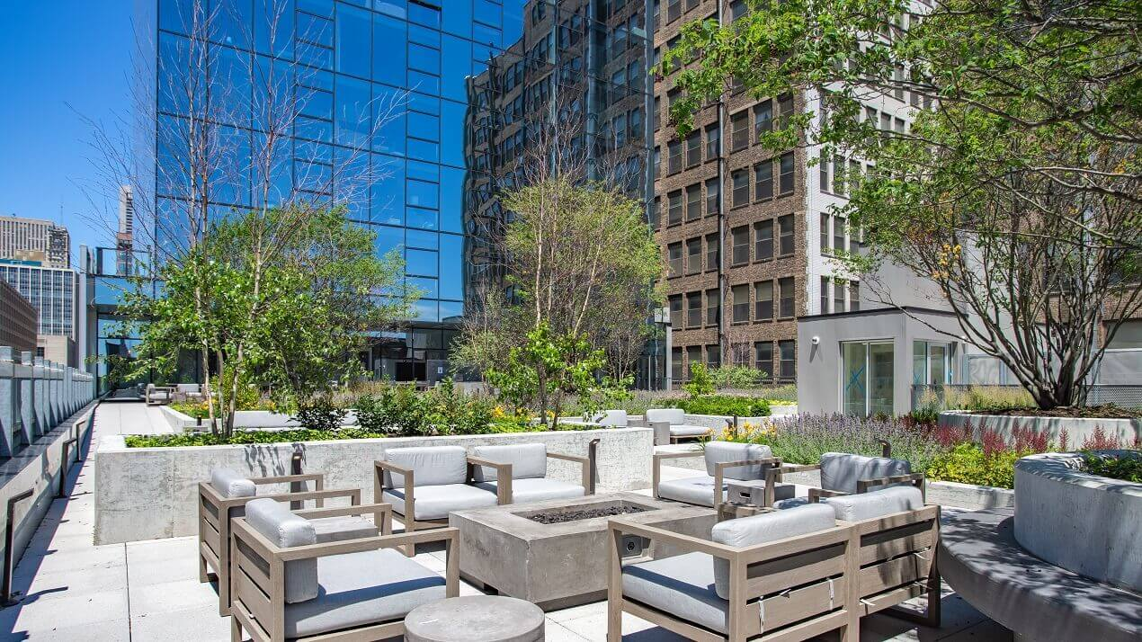 Chicago South Loop Apartment Amenities